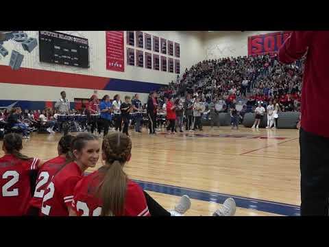 South Elgin High School Pep-Rally Highlights