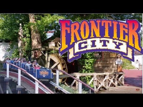 Frontier City Tour & Review 2018