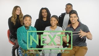 """""""Grown-ish"""" Cast Spills on Co-Stars and The Show 