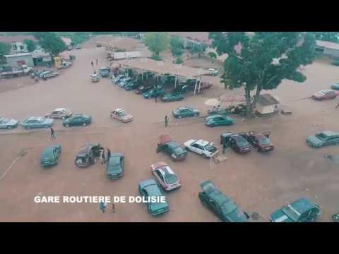 Gare Routière De Dolisie. République du Congo – Afrique Centrale