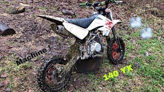 Dirt Bike 140 YX