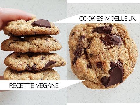 cookies-moelleux---recette-vÉgane