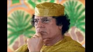 Последние слова Муамара Кадафи завещание всем людям