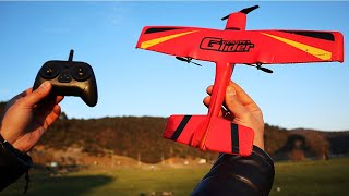 The Easiest RC AIRCRAFT to FLY - UNBOX & TEST!! Christmas 2019 Gift