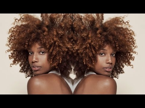 Big Curly Hair Routine In Spanish | English SUB