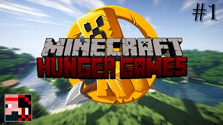 MINECRAFT HUNGER GAMES #1 - WE WILL SURVIVE TO THE END