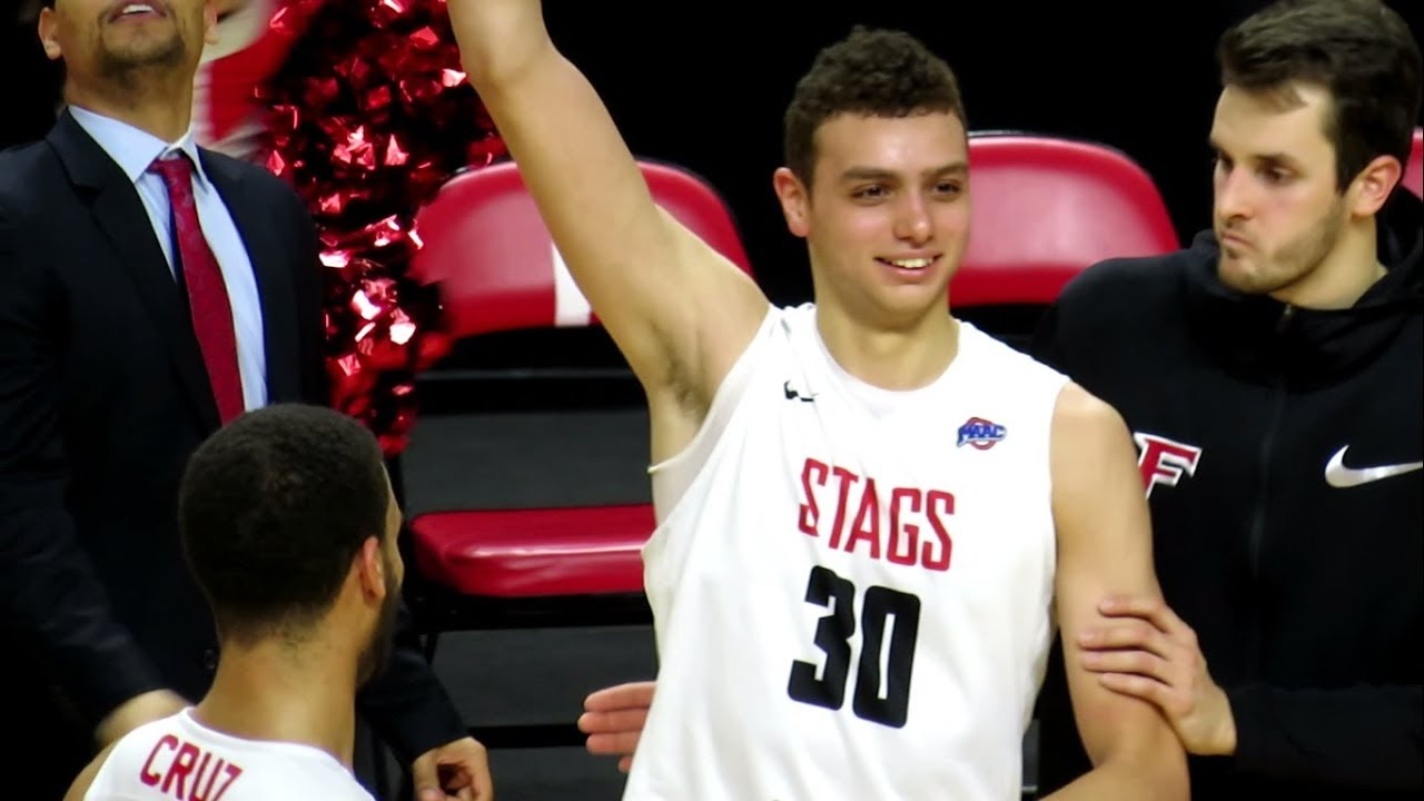 new style 0d010 36761 Omar El-Sheikh - 2017-2018 Fairfield Stags Men's Basketball Video  Highlights - Freshman Year