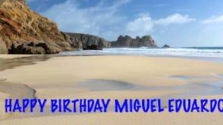 MiguelEduardo   Beaches Playas - Happy Birthday