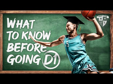 """""""The Truth About D1 Basketball"""" {MUST SEE!}"""