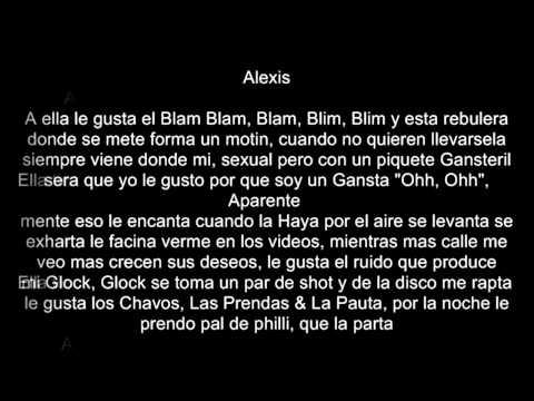 ★BLAM BLAM (ORIGINAL)★ ALEXIS Y FIDO FT COSCULLUELA★LETRA ★HD★