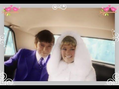 JUDI DENCH AND MICHAEL WILLIAMS WEDDING 1971