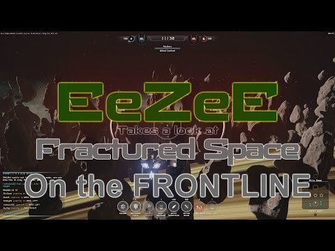 Fractured Space: Frontline, let the chaos...
