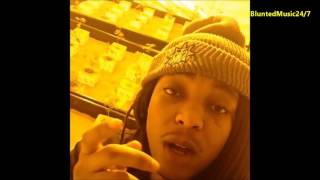 Tadoe Shows His WEED FARM That He Is Growing In His BACK YARD!!!