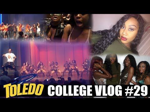 COLLEGE VLOG #29 | HOMECOMING 2017, WE WERE AS LIT AS AN HBCU !