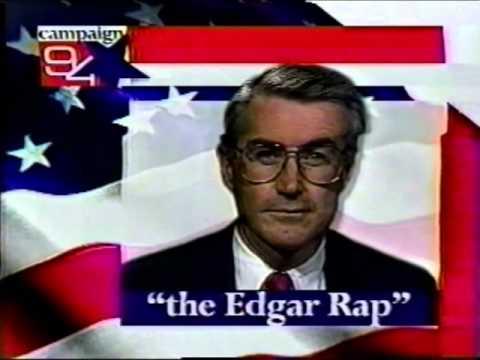 IL Gov. Jim Edgar raps!