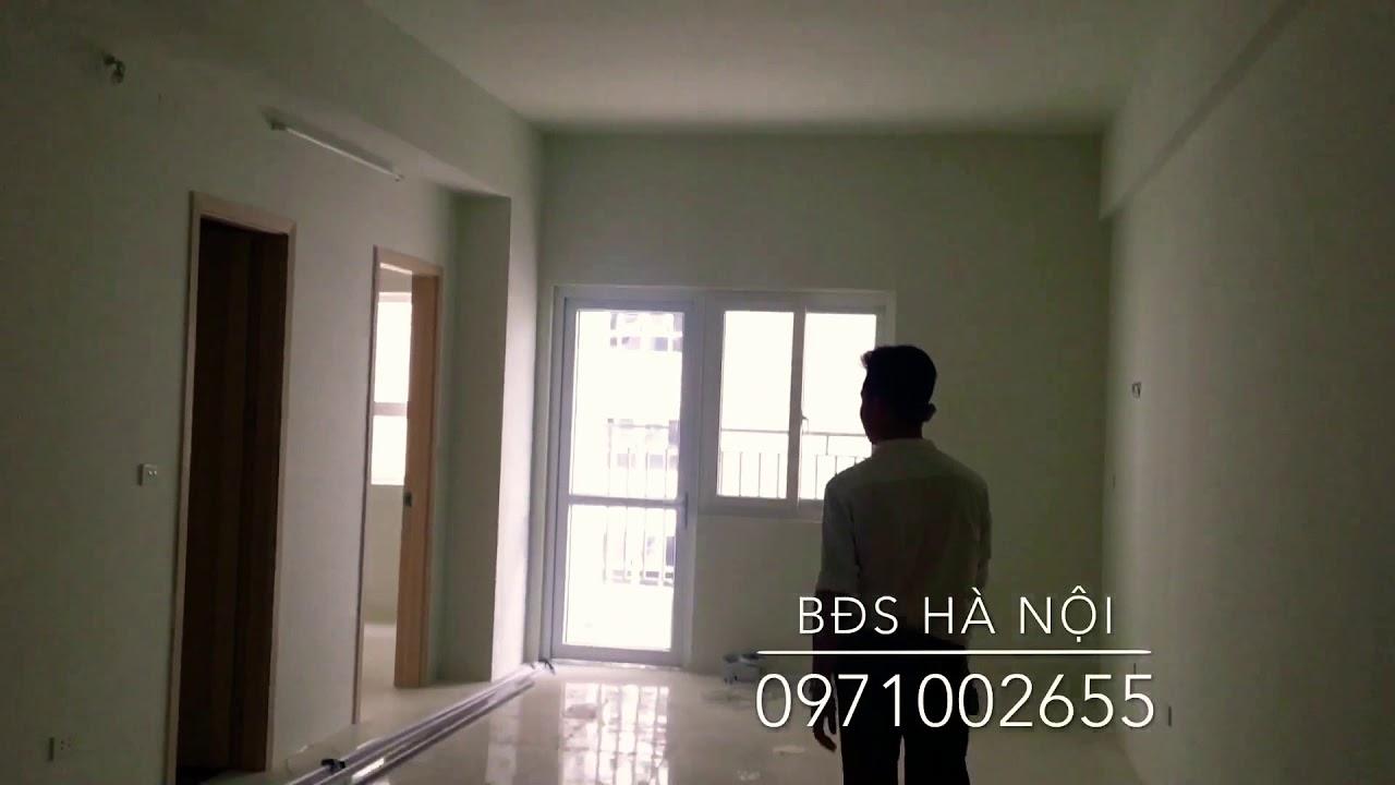 Thăm căn hộ 65m2 khu đô thị thanh hà| BĐS Hà Nội
