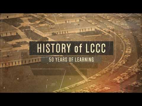 Luzerne County Community College's 50th Anniversary History video