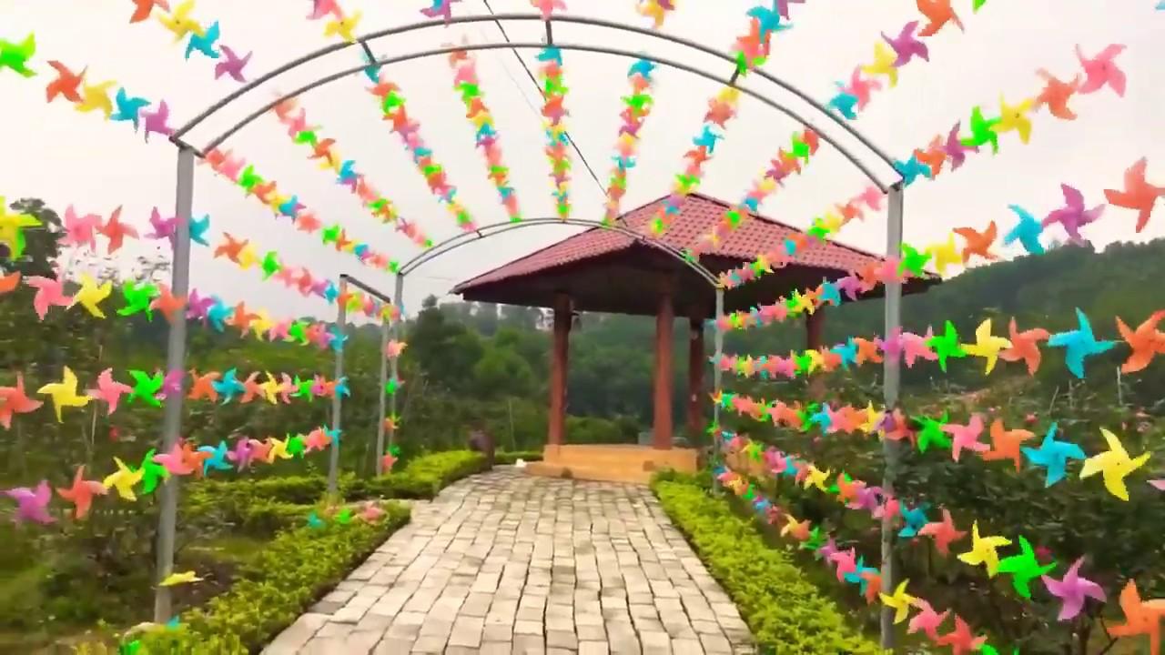Khu du lịch sinh thái mới ở Thái Nguyên-Hồ Núi Mủn