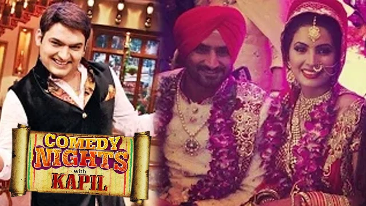 Poster Of Comedy Nights With Kapil 6th December 2015 Episode 186 200MB Free Download