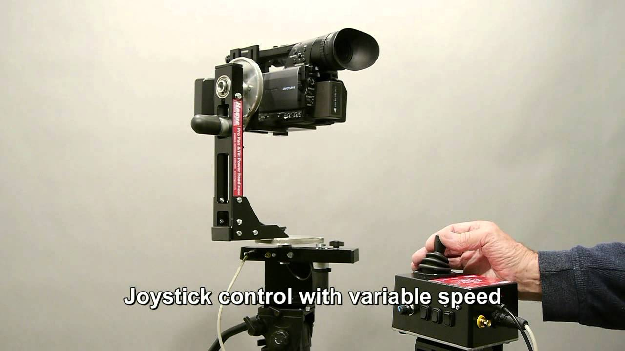 Hague Pro Remote Pan And Tilt Power Head Ph200 Youtube