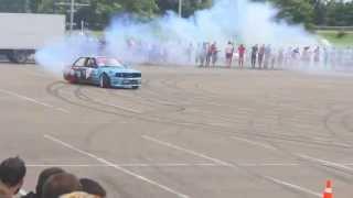 Дрифт шоу  в рамках ZR Motor Show 2015 краснодар