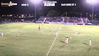 20141004 NCAA Mens Soccer   CSU Bakersfield v San Jose State Highlights