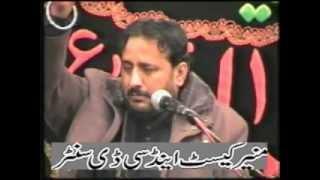 vuclip Zakir Saqlain Ghallu-Shahadat of Imam Sajjad (as)