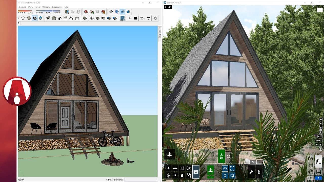 Lumion Livesync Tutorial | Lumion for Sketchup