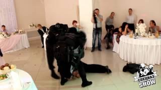 Убили охранника на свадьбе (СпецНаз Шоу)