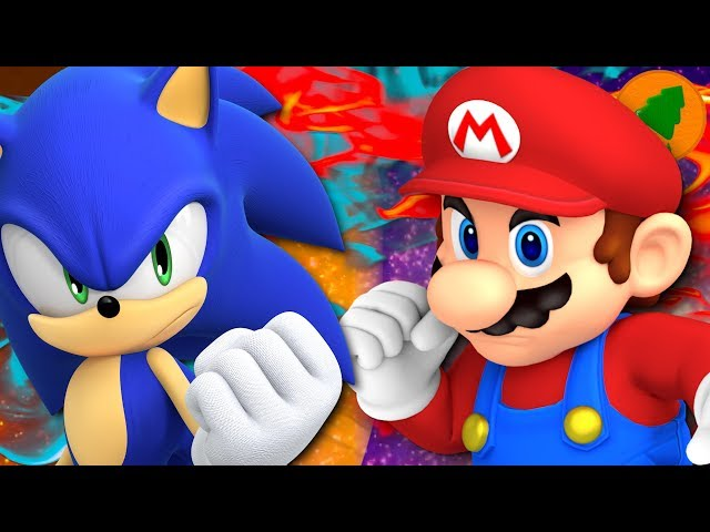 Sonic vs Mario: The REAL TRUTH