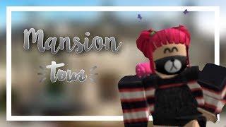 MANSION TOUR! | HeyLookItsAshley (Roblox: Bloxburg)