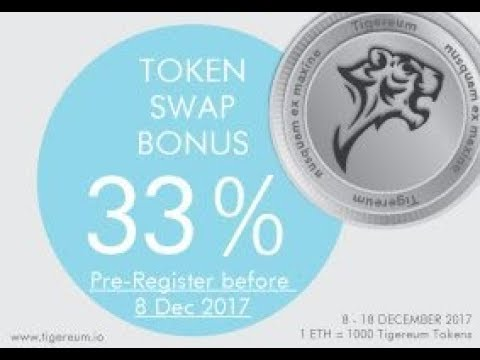 FIRST EVER BOT to register for a Token Swap