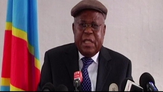 Longtime Congolese opposition leader Etienne Tshisekedi dies