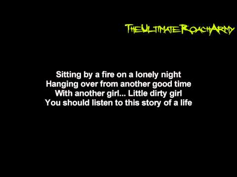 Papa Roach - Forever {Lyrics on screen} HD