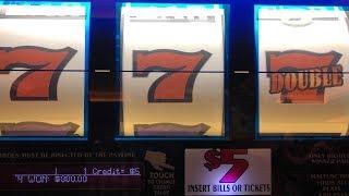 Double Gold $5 Slot★Viewer requested★Pechanga Resort Casino [カリフォルニア カジノ] [赤富士スロット] [スロットプレー]