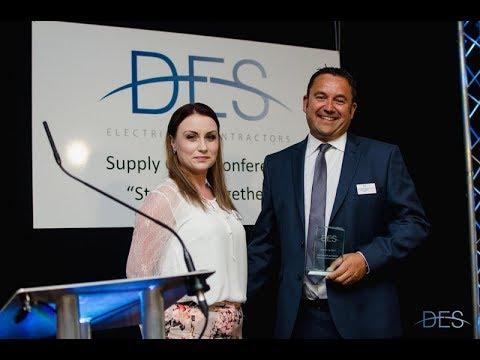 DES Supply Chain Awards 2017