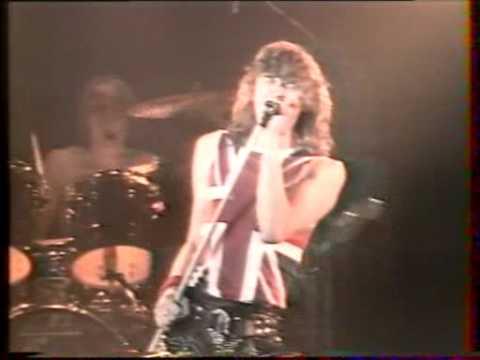 Def Leppard - PHOTOGRAPH Live France 1983