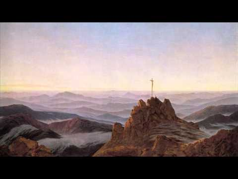 Caspar David Friedrich - Romantic Landscape Painter - Chopin - Romantische Landschaften