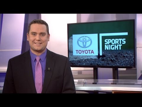 Ian Preston Sports Anchor Resume 2016 YouTube