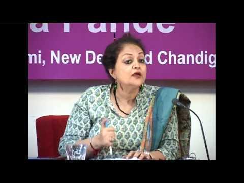 Alka Pande - Chandigarh Lalit Kala Akademi- National Art Week of New Media