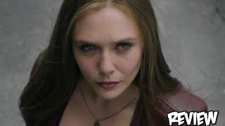 Captain America Civil War Full Movie Review - Airport Fight Scene Spoilers & Ending Credits Info!