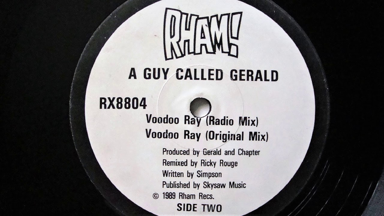 Download VOODOO RAY (ORIGINAL MIX) 1989