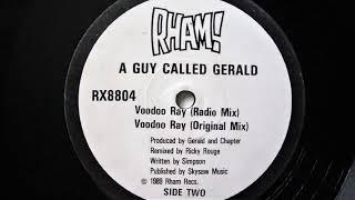 VOODOO RAY (ORIGINAL MIX) 1989