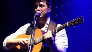 Mumford and Sons - Live - Ghosts That We Knew