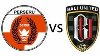 Download Video PERSERU SERUI VS BALI UNITED FC.(1-2) liga 1 2017 MP3 3GP MP4