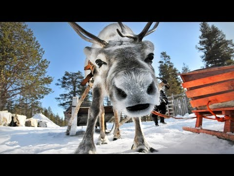 Matkustaa Oulu Suomi 2017 - Travel Oulu Finland - เที่ยวฟินแลนด์