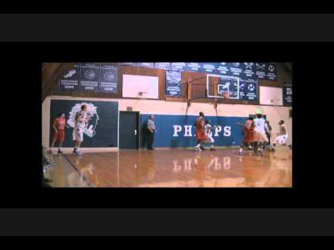 Osvaldas Gaizauskas - Phelps School Basketball