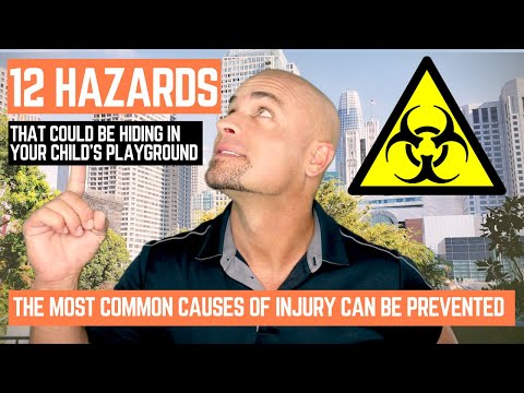 12 Common Hazards In Commercial Playground  Equipment