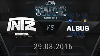 29082016 itz vs anx iwcq 2016vong bang