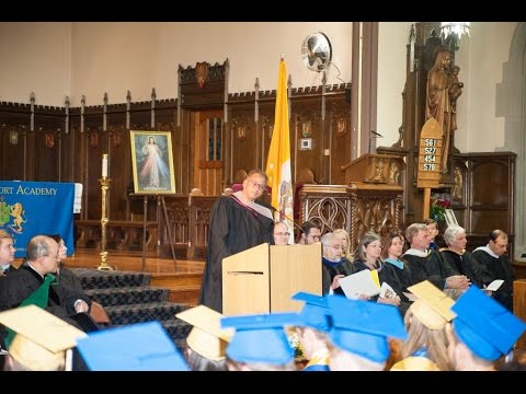 2016 The Montfort Academy Graduation Part I